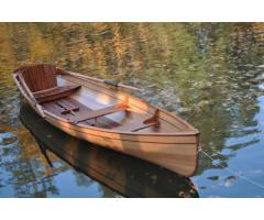 Wooden Boat Whitehal