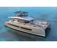Моторная яхта Fountaine Pajot Alegria 67
